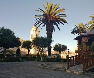 Characato Arequipa