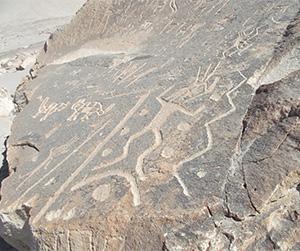 Petroglifos de Toro Muerto