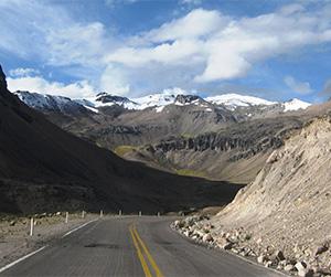 Camino al Valle del Colca