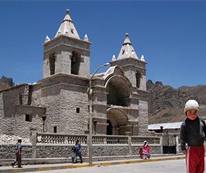 Pueblo de Pinchollo