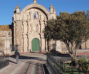 Puno - Lampa - Iglesia