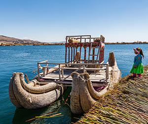 Puno - Islas flotantes de los Uros