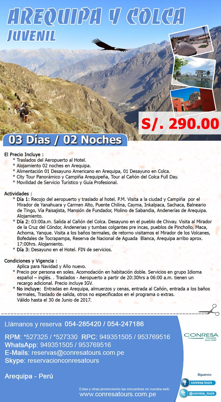 AREQUIPA-Y-COLCA-JUVENIL
